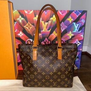 Louis Vuitton Cabas Piano Monogram Bag